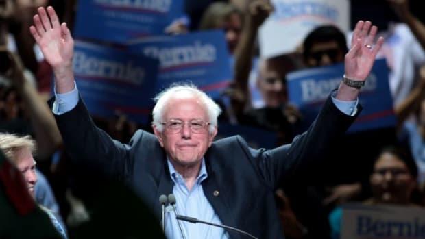 Bernie Sanders' Revolution Has Failed Promo Image