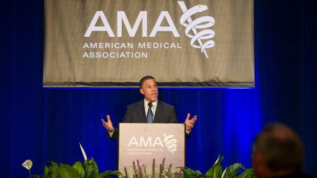 AMA: Gun Violence Is 'A Public Health Crisis' Promo Image
