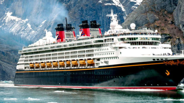 Over 100 People Get Sick On Board Disney Ship Promo Image