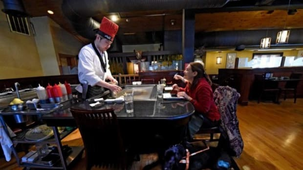 Restaurant Refuses Blind Woman Service Promo Image
