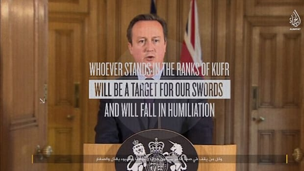 ISIS Threatens UK