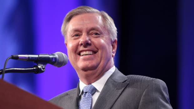 Sen. Lindsey Graham of South Carolina.