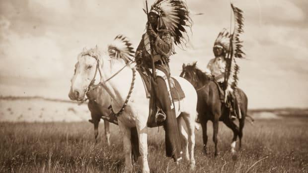 Photos Show Native American Life In Early 1900s (Photos) Promo Image
