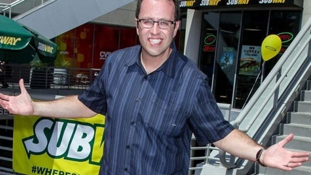 Subway's Jared Fogle Attacked By Prison Inmate Promo Image