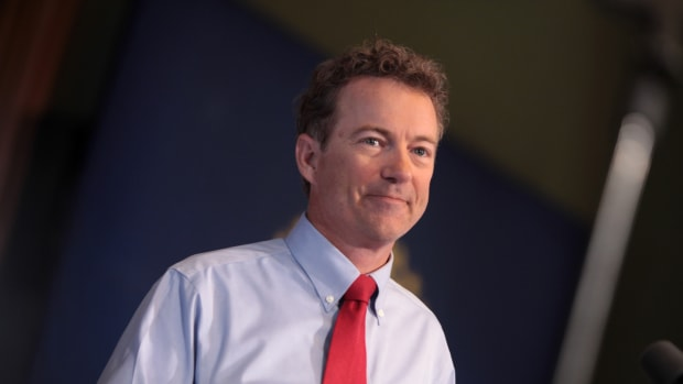 Republican Sen. Rand Paul of Kentucky
