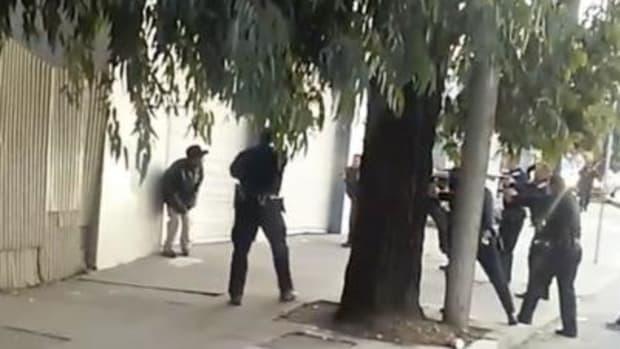 SFPD officers gun down Mario Woods