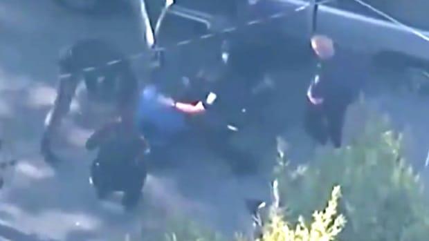 Massachusetts Man Beaten By Police (Video) Promo Image