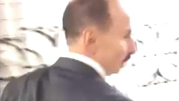 Alleged Subway Masturbator