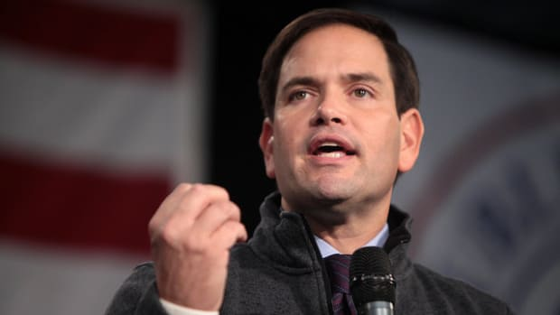 Rubio: 'I'll Be A Private Citizen' Promo Image