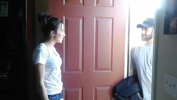 Husband Caught At Wife's Best Friend's House (Video) Promo Image