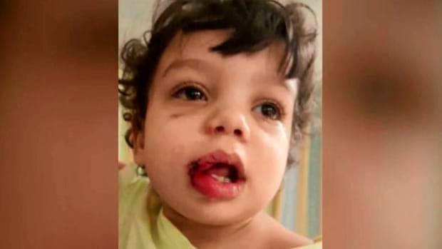 1-Year-Old Mina Beshay