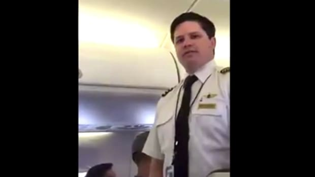 Muslim Family Kicked Off Plane For 'Safety' (Video) Promo Image