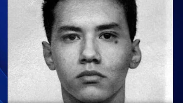 Death row inmate Gustavo Garcia