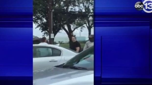 Shocking Road Rage Incident Caught On Camera (Video) Promo Image