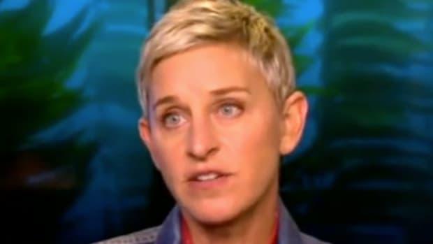 Ellen: 'Finding Dory' Has Transgender Stingray (Video) Promo Image