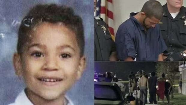 Rapist Who Killed 6-Year-Old Trying to Save His Sister Gets What He Deserves Promo Image