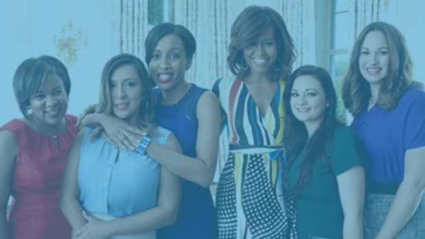 First Lady Announces 'United States Of Women' Summit Promo Image