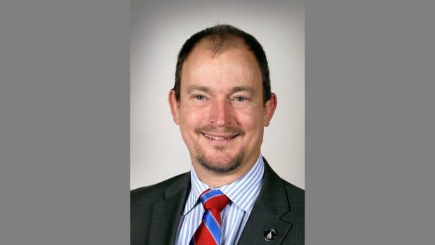 Iowa State Sen. Mark Chelgren.