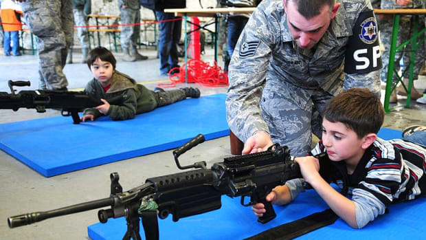 Iowa Lawmakers Want To Allow Children To Carry Guns Promo Image