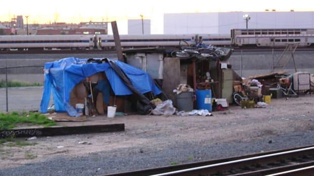 LA May Tax Marijuana To Pay For Homeless Housing Promo Image