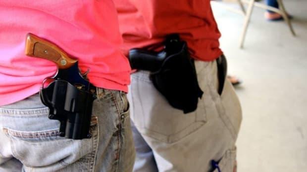 Washington School District Considers Arming Teachers Promo Image