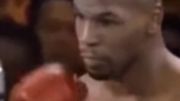 Look Closely At This Photo Of Mike Tyson From 1995 (Photo) Promo Image