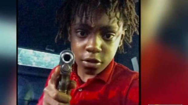 Boy Posed With Gun On Facebook Before Alleged Murder Promo Image