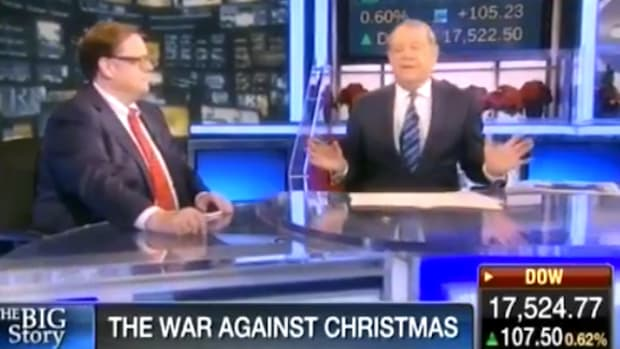 Stuart Varney and Todd Starnes.