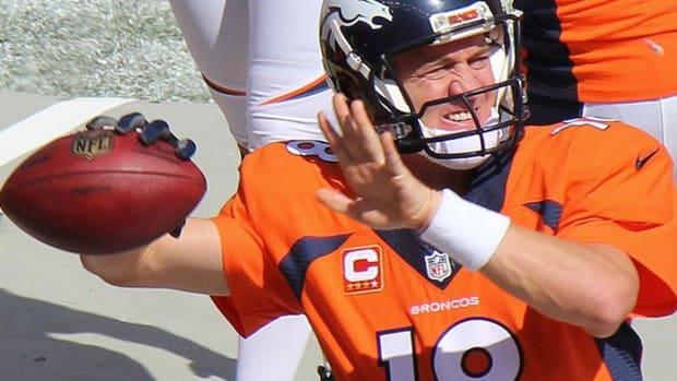 Fake 'Peyton Manning' Prank Calls Radio Show (Video) Promo Image