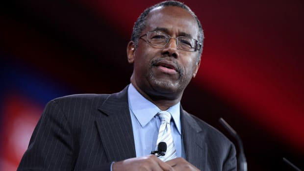 Ben Carson: Trump Needs To Pray, Read Bible (Video) Promo Image