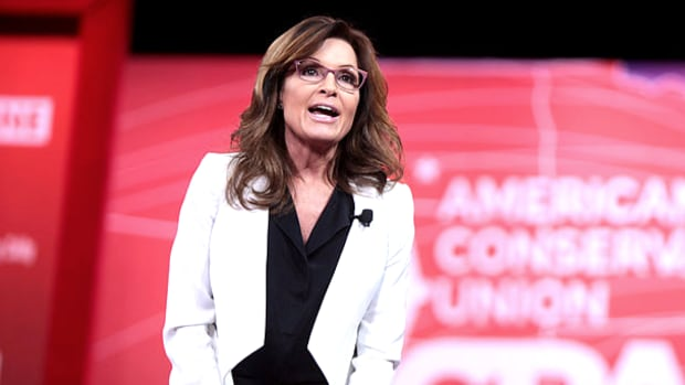 Sarah Palin Jesus Second Amendment