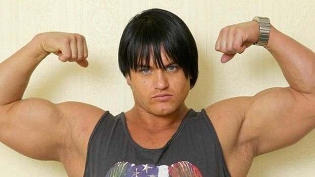 Steroids Have Shocking Effect On Bodybuilder Promo Image