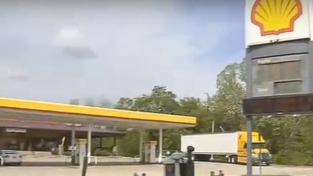 Gas Station's Religious 'Crusade' Sign Offends (Video) Promo Image