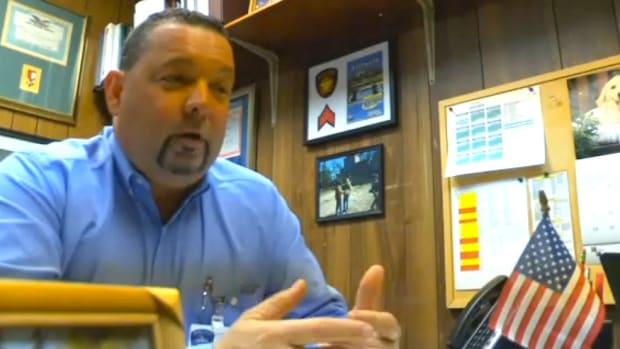 Texas Town Won't Place Bible Verse On Uniforms (Video) Promo Image