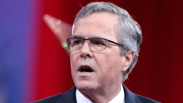 Jeb Bush Refuses To Support Donald Trump For President Promo Image