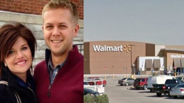 Here's The 'Controversial' Engagement Photo Walmart Refused To Print Promo Image