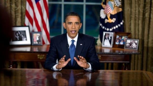 After Attack, Obama Should've Skipped Game Promo Image