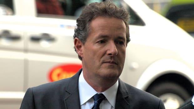 Piers Morgan Implies Christian Man Is A Homophobe On TV Promo Image