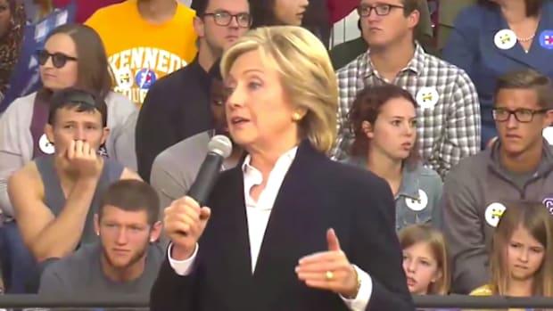 Hillary Clinton Kim Davis