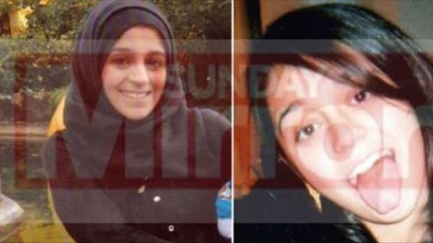 Bad News For Young Woman Who Decided To Leave Home And Join ISIS Promo Image