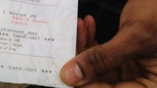 Here's The Shocking Receipt That Landed One Bartender In Hot Water (Photo) Promo Image