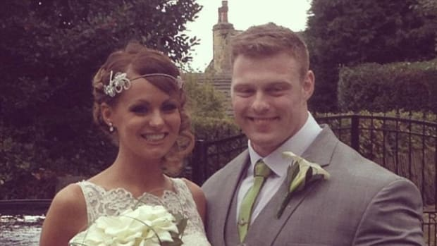 Lucy and Liam Crossley
