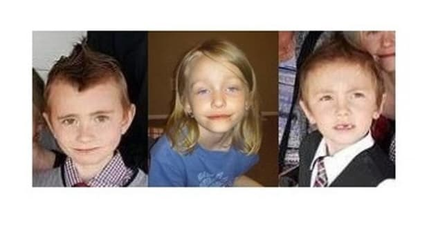 Amber Alert Issued For Three Idaho Children Promo Image
