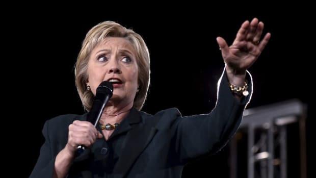 Hillary Clinton Speaks