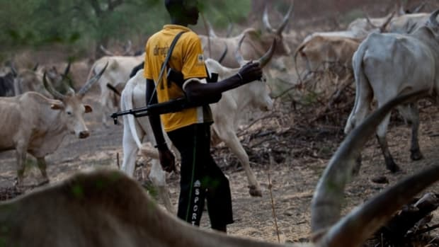 Nigeria: Hundreds Killed In Fulani Massacre Promo Image
