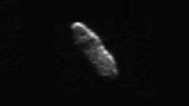 asteroid that is set to pass earth on Christmas Eve