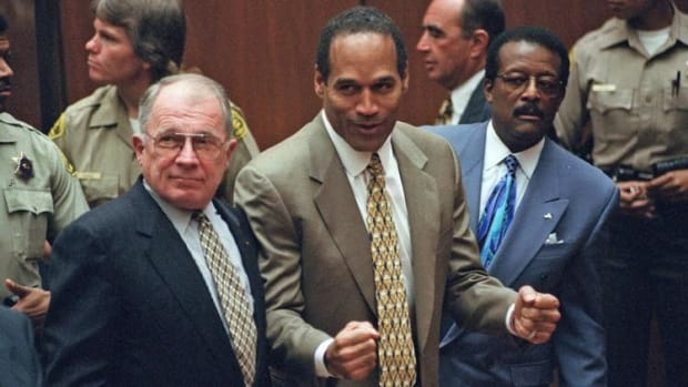 O.J. Simpson Angered By New Knife Claims Promo Image