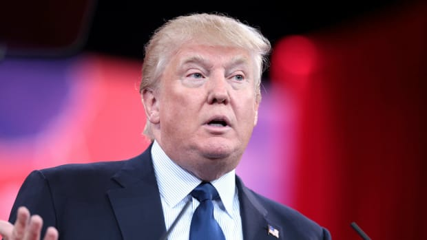 Trump: Jeb Bush Is Part Of GOP Movement To Stop Me Promo Image