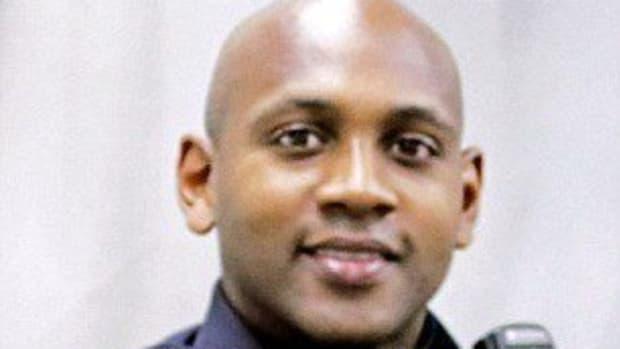 Burlington Police Officer Jesse Hill.