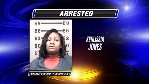 Kenlissa Jones.